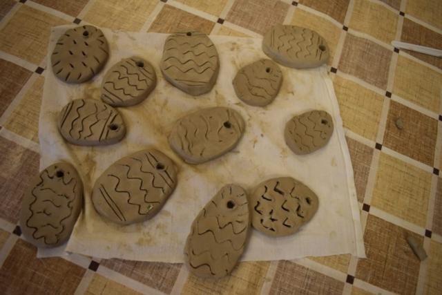 Zajęcia z gliną