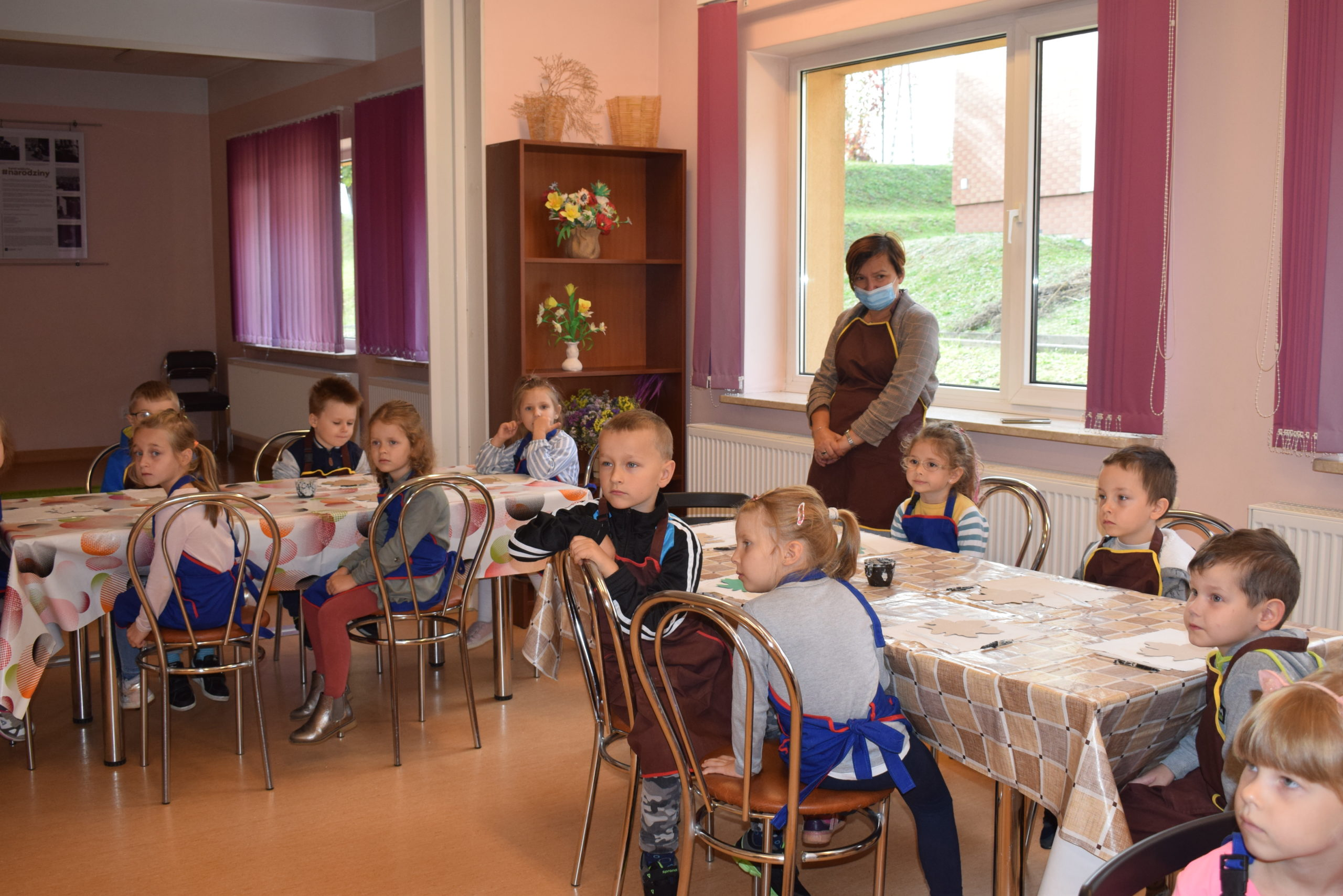 Zajęcia z dziećmi