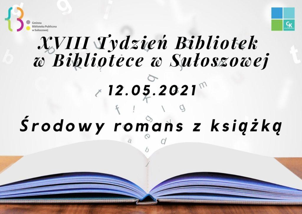 Tydzień Bibliotek 2021 - środa