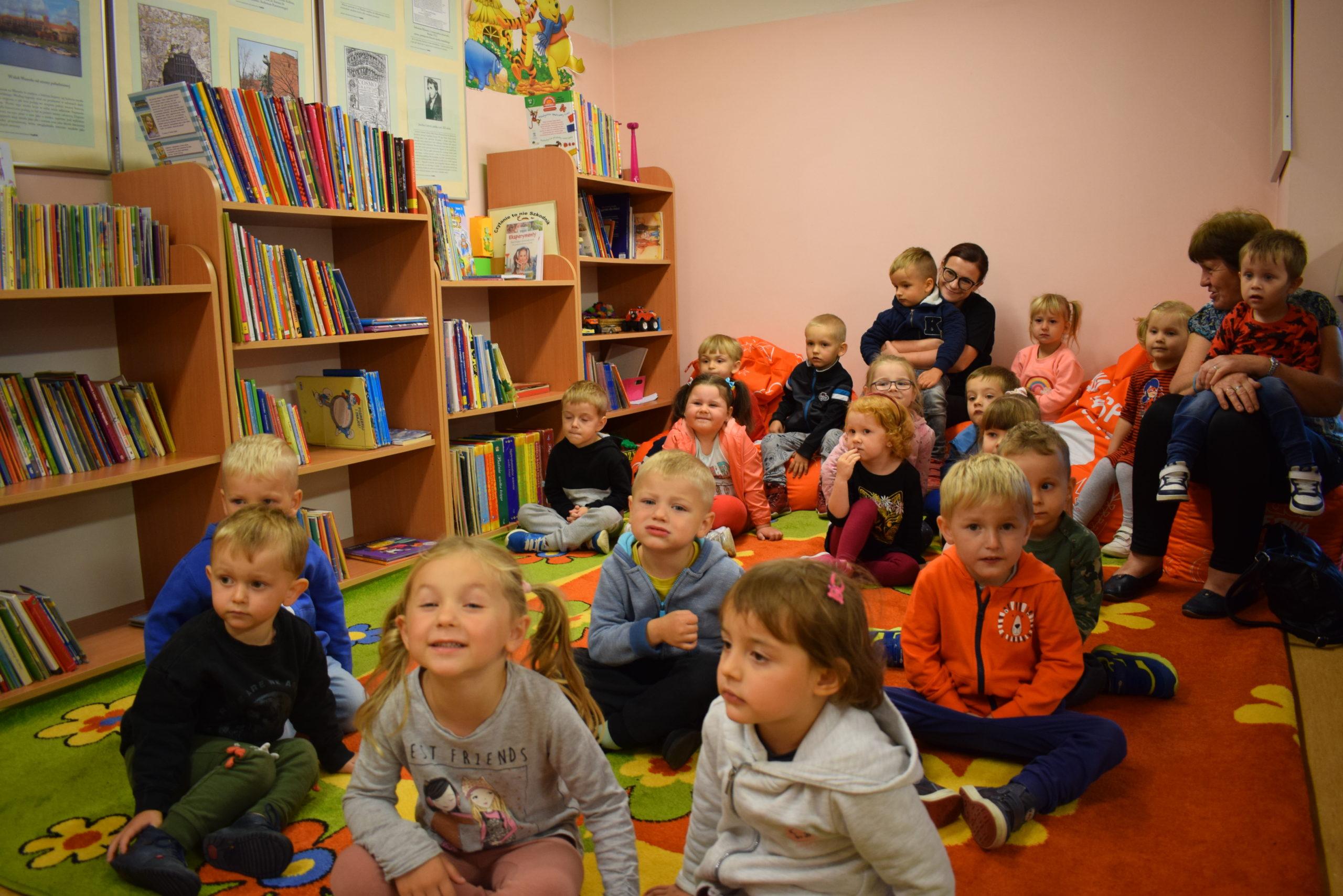 Przedszkolaki glina i bajka